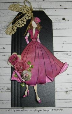 DTGD15cullenwr - Always a lady by susie australia - Cards and Paper Crafts at Splitcoaststampers