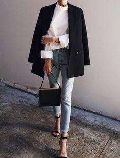 Black Aesthetic Fashion, Love Fashion, Hip Hop Fashion, Fashion Ideas, Street Fashion, Daily Fashion, Fashion Mode, Trendy Fashion, Fashion Bags