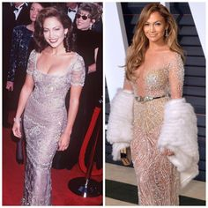 Jennifer Lopez Most Memorable Red Carpet Looks