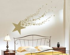 Best Quality Vinyl Wall Sticker Decals - Shooting Star ( Size: 59in x 20in - Color: black ) - No: 1344 by Wall Spirit. $77.95. Application instructions included. Service Hotline Mon-Fri from 9-5 PST 877 493-1690. Choose from over 750 exclusive designs in over 30 different colors from small to giant size wall decals. Fast delivery with FedEx and Free Shipping for orders of $65 and over. Magical wall designs, wall decals, wall words, wall clocks and wall hangers from Wall S...