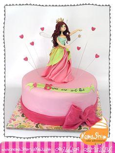 fairy cake - am loving the hearts