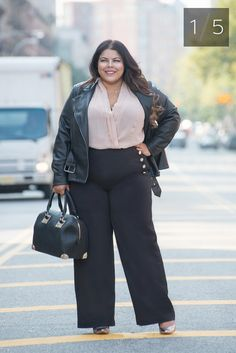 First Look:  Eloquii Petite Plus Capsule Collection LookBook Featuring Suits, Heels & Curves! http://thecurvyfashionista.com/2016/09/eloquii-petite-plus/