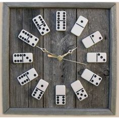 ATM, Domino Clocks on ArtStack #atm #art