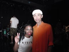 J'Nique Nikki Johnson@Daikanyama LOOP(2015.09.11)