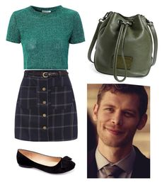 Untitled #437 by nadapierce on Polyvore featuring Glamorous, Machi and Marc by Marc Jacobs