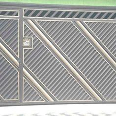 Portão de Alumínio 03