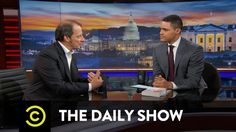 The Daily Show - George Packer Extended Interview - Donald Trump's Path ...
