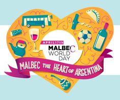 Malbec World Day: Eu! Eu! Eu! (pq é hoje :) )