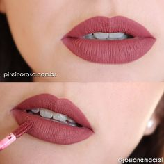 Stila liquid lipstick - Patina