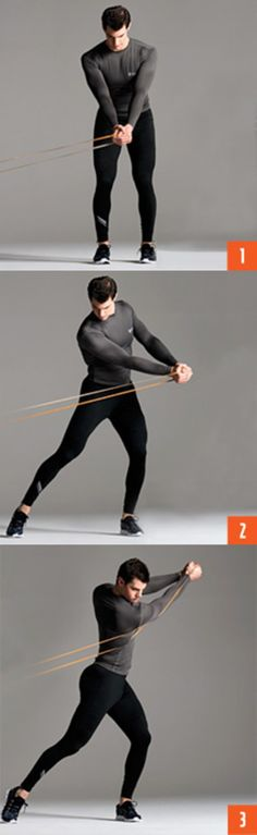 By Ron Kaspriske Most golfers think that the lower body needs to be really active during the downswing. But at some point, the lower body must stabilize to let the shoulders, arms, hands and clubhead...