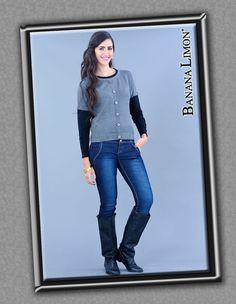 Busca el suéter ideal de acuerdo a tu estilo y tipo de cuerpo.