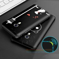 """Totally Protective 3D Relief Back Cover Case for Smartisan M1 5.15"""" Phone Soft Silicone Anti-Knock Cover for Smartisan M1L 5.7"""""""