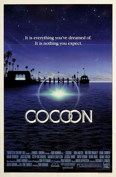 """Movie Review: """"Cocoon"""" (1985)   Lolo Loves Films"""