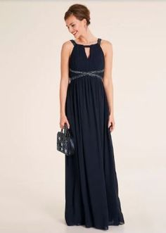 Modne sukienki na wesele, kreacje z koronki i tiulu - fashion4u.pl Heine, Shirts, Black, Dresses, Medium, Products, Design, Fashion, Shoulder