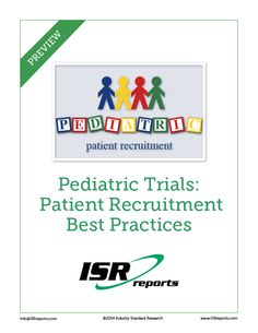 Recruiting clinical trial participants is hard. Recruiting pediatric clinical trial participants is even harder and with recent regulatory changes, the number of pediatric trials is expected to increase. This report addresses some of the factors that negatively impact pediatric trial patient recruitment and poses potential solutions to those issues.