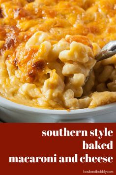 Southern Style Baked Macaroni and CheeseYou can find Best mac and cheese recipe and more on our website.Southern Style Baked Macaroni and Cheese Pumpkin Recipes, Beef Recipes, Cooking Recipes, Healthy Recipes, Fall Recipes, Southern Thanksgiving Recipes, Recipes Dinner, Baked Ham Recipes, Southern Food Recipes