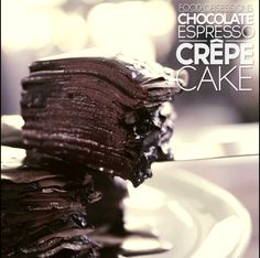 @bellinissima: I would pass OUT. WORTHIT Chocolate Espresso Crepe Cake