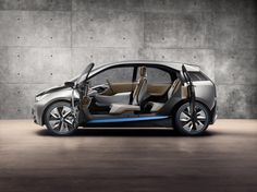 BMW i3 Concept. Das Megacity Vehicle. - BMW i. Born Electric.