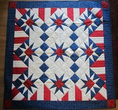 free pattern in honor of National Quilting Day- March 16th, 2013- Celebrate America