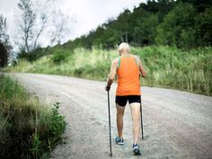 Walking fends off disability