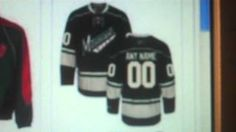 Minnesota Wild Jerseys Apparel Merchandise, via YouTube.
