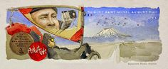 Laurent Houssin, un aventurier en vélo écolo!... #Art #Artiste