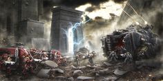 Available Friday: Horus Heresy Book VII: Inferno - Faeit 212: Warhammer 40k News and Rumors