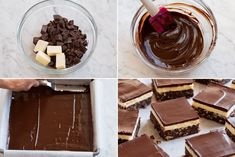 Nanaimo Bars - a deliciously tempting Canadian treat made with decadent chocolate, honey sweetened graham crackers, crunchy nuts, rich butter and custard powder. A no-bake dessert that's a summer must! #nanaimobars #nobake #dessert