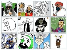 Jyllands Posten a Danish newspaper published 12 political cartoons depicting the Islamic prophet Muhammad which caused several protests throughout the world.