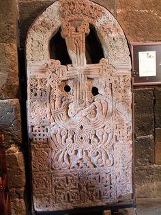 Armenia - St. Hripsime by sjdunphy, via Flickr