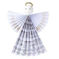 paper angel Christmas Crafts For Kids, Christmas Time, Christmas Decorations, Xmas, Holiday, Diy Paper, Paper Crafts, Diy Crafts, Dremel