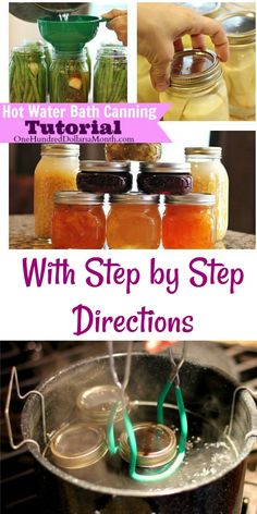 Canning 101 - Carrot Cake Jam Recipe - One Hundred Dollars a Month Home Canning Recipes, Canning Tips, Jam Recipes, Cooker Recipes, Tuna Recipes, Sweet Recipes, Recipies, Dessert Recipes, Water Bath Cooking