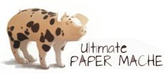 Homemade Paper Mache Recipe ... Cheap toilet paper (measure the wet paper pulp, and use 1 1/4 cups – some rolls contain more paper than needed) 1 cup Joint compound from th...