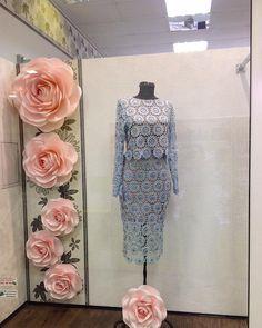 Flores Custom # # dekorvitryn ventanas kvitynazamovlennya # # # kvitynastiykah paperovyydekor #paperflowers