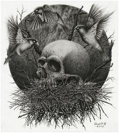 The Nest by Derek-Castro