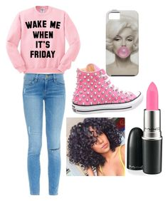 """""""Friday yet!"""" by kamaria-diani ❤ liked on Polyvore"""