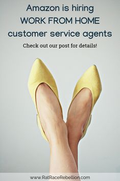 Apply today to work from home as a customer service agent for Amazon! Read our post for more information and don't forget to Follow us for more legitimate work from home opportunities! #workfromhome #workfromhomejobs #customerservice Work From Home Opportunities, Work From Home Jobs, Pa Jobs, What Is Amazon, Work For Hire, Legitimate Work From Home, Rat Race, New Job, Hunters