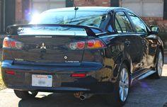 2014 Mitsubishi Lancer GT Goes Its Own Way