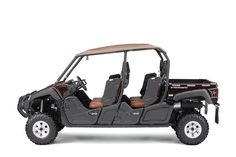 """New 2017 Yamaha Viking VI EPS Ranch Edition ATVs For Sale in California. <p style=""""margin-bottom: 1em;"""">The Viking VI EPS Ranch Edition sets the standard in comfort and convenience with true six-passenger luxury in a quieter and smoother riding machine.</p>"""