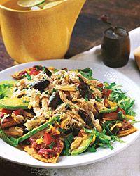 Santa Fe Tortilla Salad