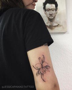 """859 curtidas, 7 comentários - Jéssica Paixão (@jessicapaixao.tattoo) no Instagram: """"E Curitiba vai deixar saudade!"""""""