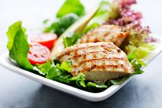 Candida Recipes: Lunch and Dinner.