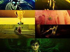 Pick a horcrux