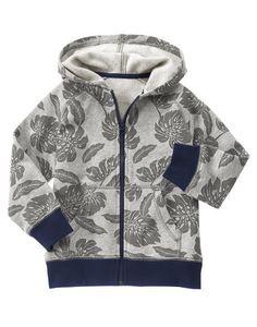 NWT Gymboree Boys Hoodie Sweatshirt Jacket Coat NEW Fleece