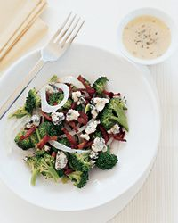 Tangy Broccoli Salad with Buttermilk Dressing - Top 10: Fast Summer Salads from Food & Wine
