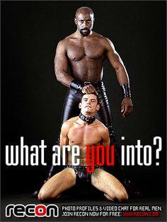 偵察 - ゲイの男性のための写真のプロファイル
