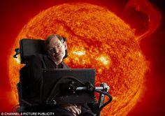 Encontrar a 'partícula de Deus' poderia causar a destruição do Universo, alerta o físico Stephen Hawking - OVNI Hoje!