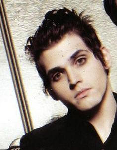 ((Mikey Way))((Open)) I walk around the back yard of the mansion with my ear buds in humming to myself.