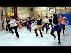 Afrikaanse dans Aalst - eerste les dance today