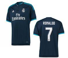Ronaldo Jersey Real Madrid 2015 2016